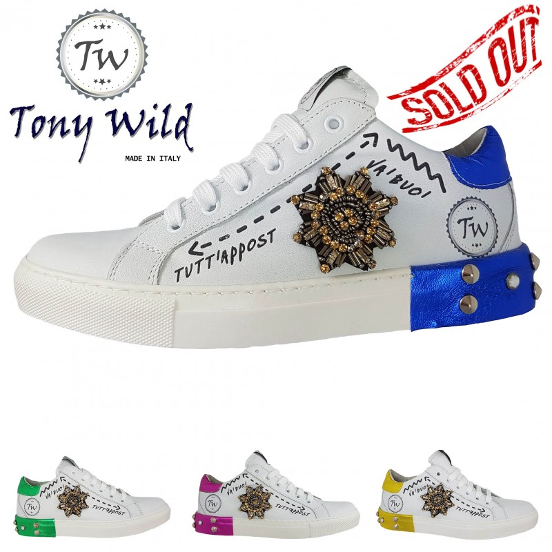 Tony Wild Assia