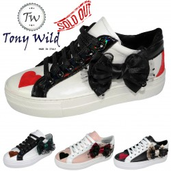 Tony Wild Telin