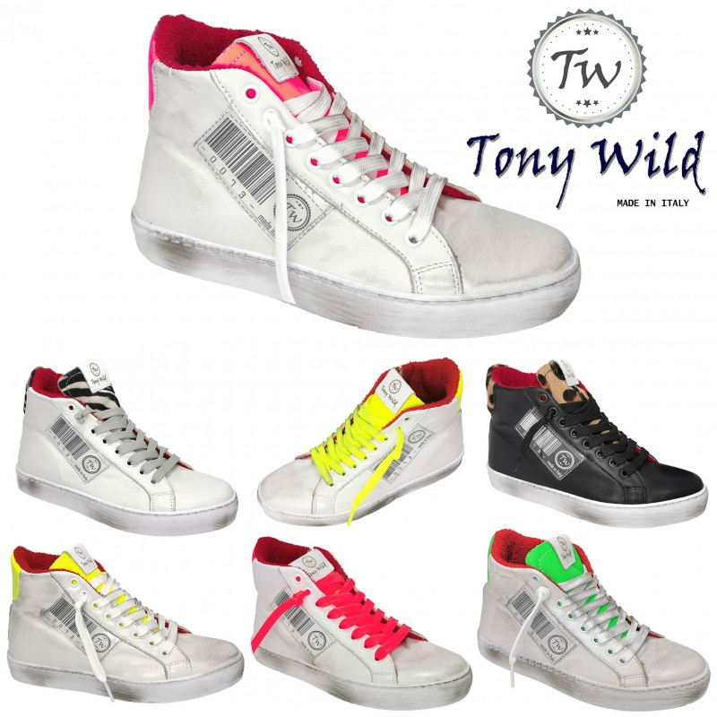 Tony Wild Barre
